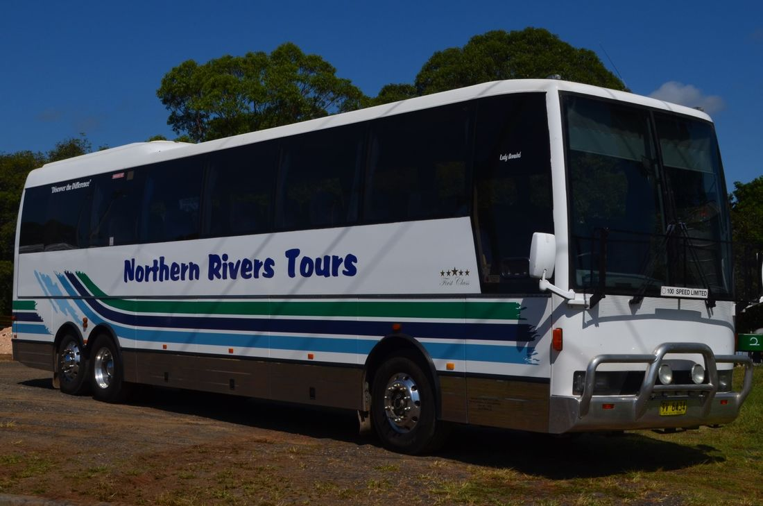Northern Rivers Tours Coach